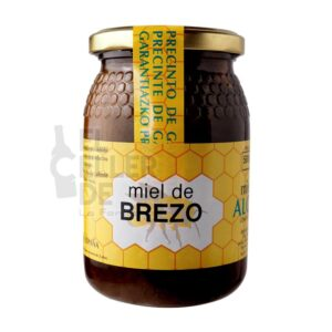 Miel de Brezo 0.5kg Algar