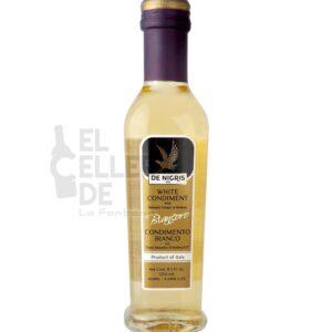 Vinagre Balsamico Blanco 25cl Nigris