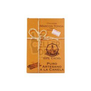 Chocolate Artesano a la Canela 200g