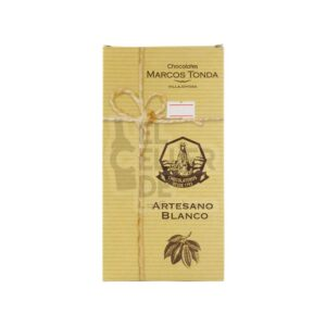 Artesano Chocolate Blanco 100g