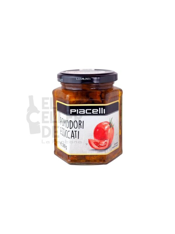 Tomate Seco 280g Piacelli